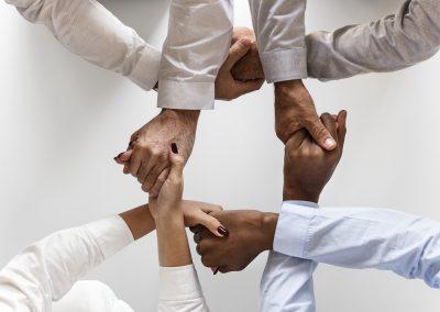 Kommunikation + Team