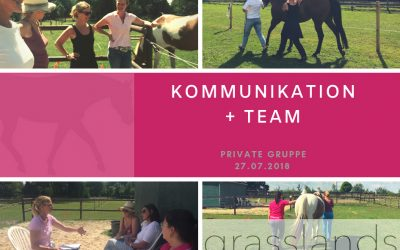 Privatgruppe Kommunikation + Team